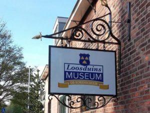 Uithangbord Loosduins Museum