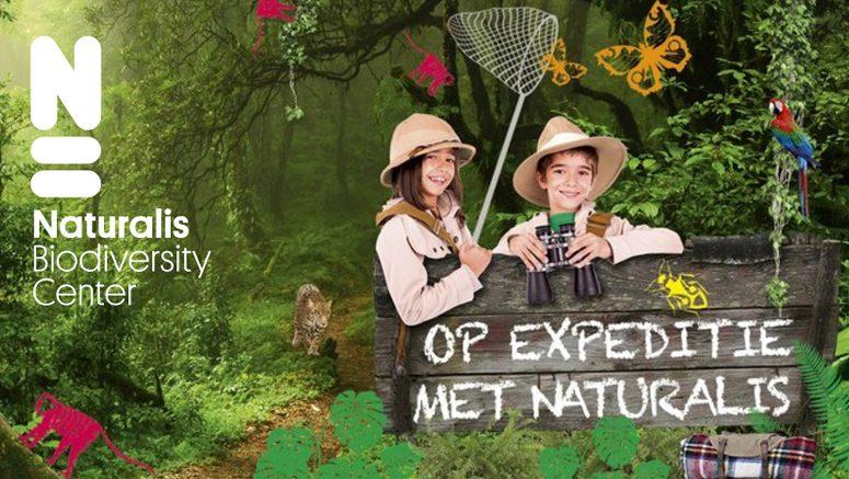 campagnebeeld op expeditie met naturalis