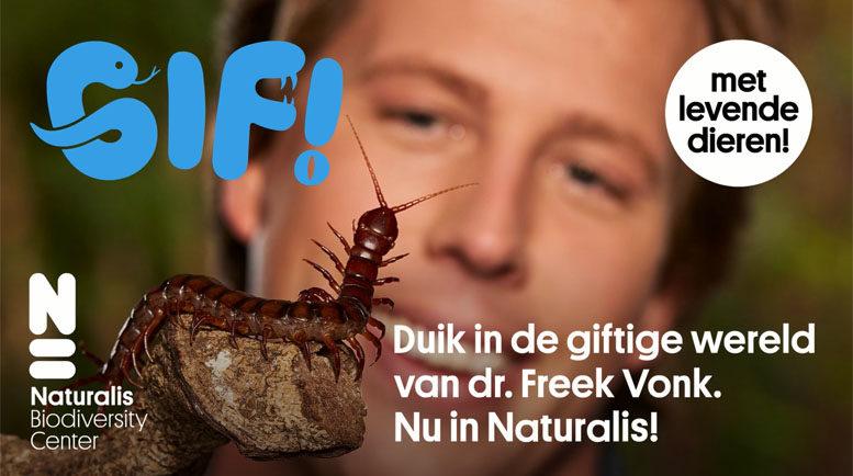 campagnebeeld van de tentoonstelling gif!