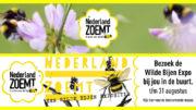 wilde bijen expo
