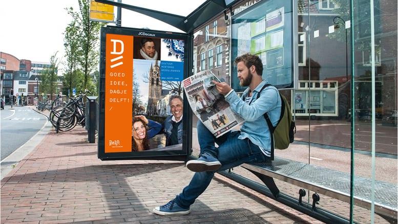 campagne-uiting delft marketing goed idee dagje delft!